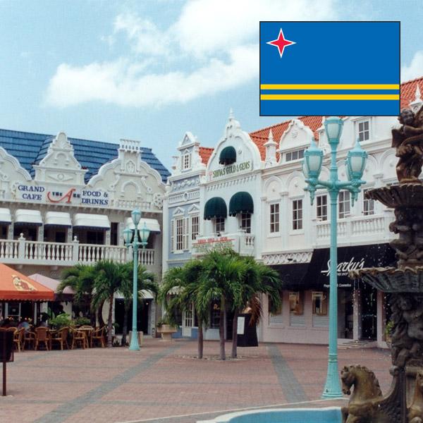 Representante en Aruba Arturo Charles