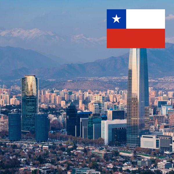 Representante en Chile Carlos Loaiza
